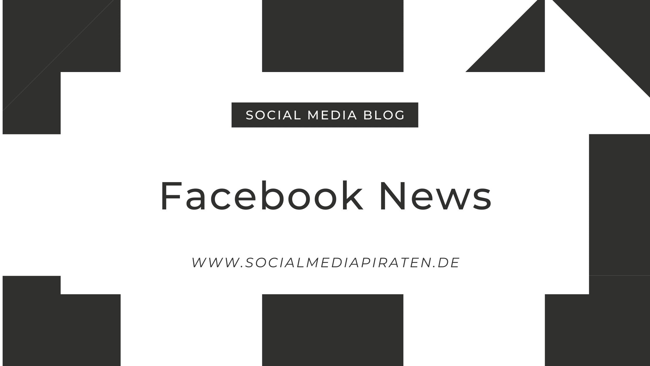 Facebook News Audio